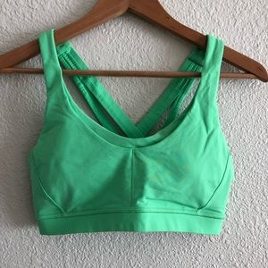 Lululemon Stuff Your Bra top sz: 8